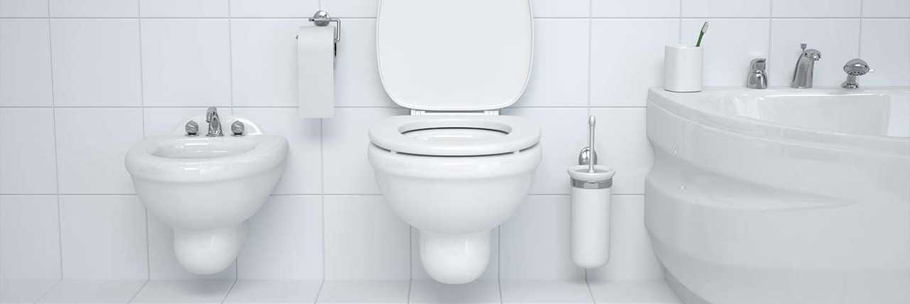 Toaleta i łazienka