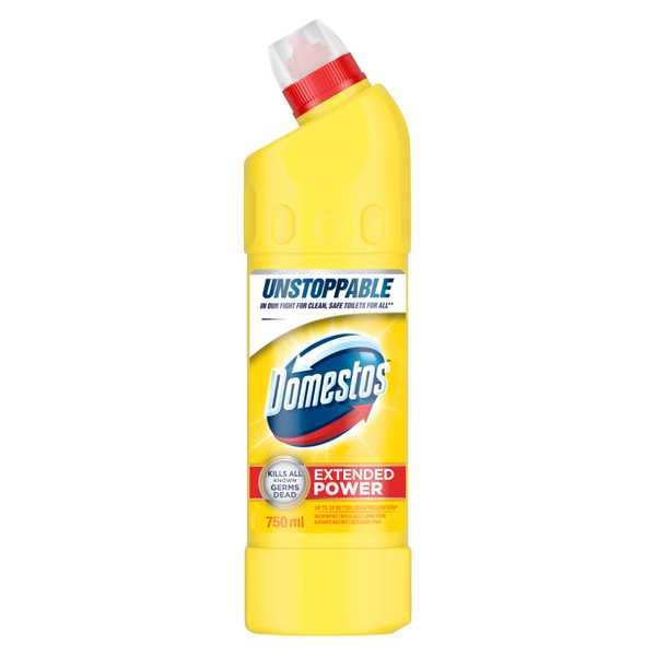 Domestos Thick Bleach Citrus