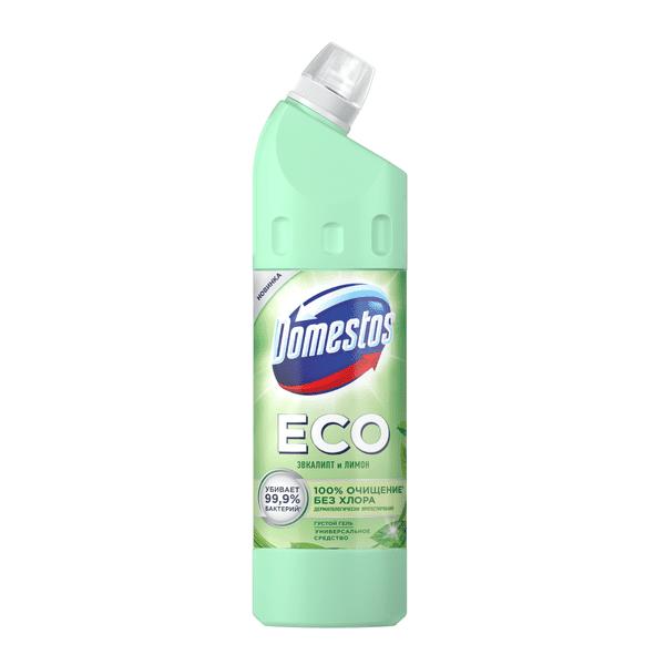 Универсальный чистящий гель Domestos ECO Эвкалипт и Лимон