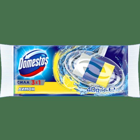 Блок гигиенический сменный для унитаза Лимон