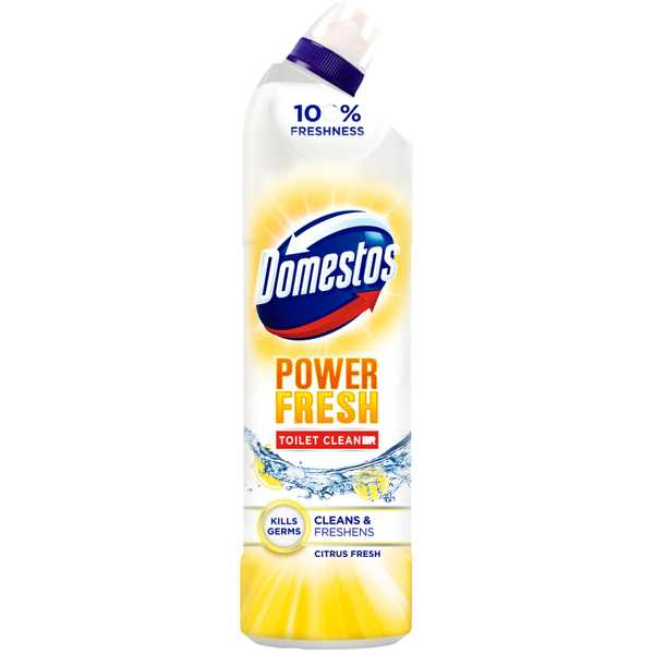 Domestos Power Fresh Citrus Toilet Gel