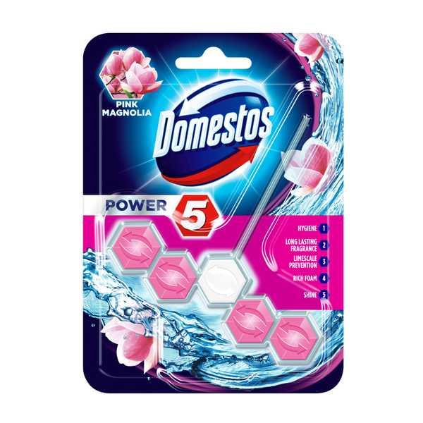 Domestos Power 5 Pink Magnolia