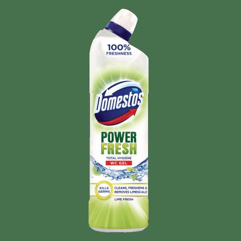 Domestos Power Fresh WC Gel Lime