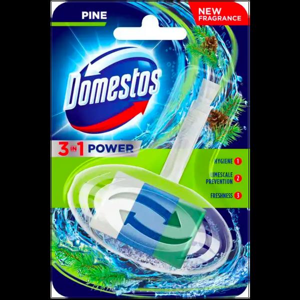 Kostka zapachowa do toalet Domestos 3w1 pine