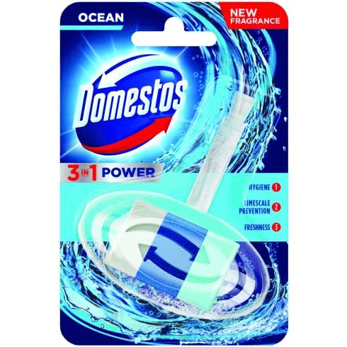 Domestos 3in1 kosaras wc-rúd atlantic