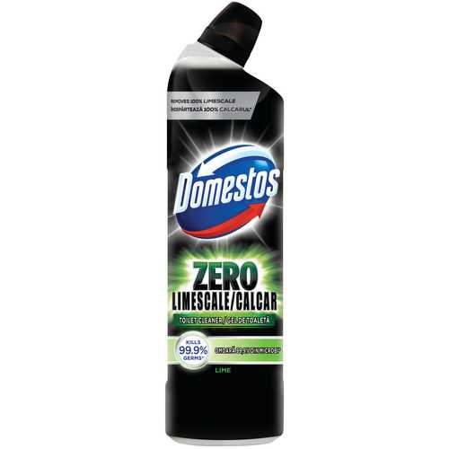 Domestos Zero Calcar Lime