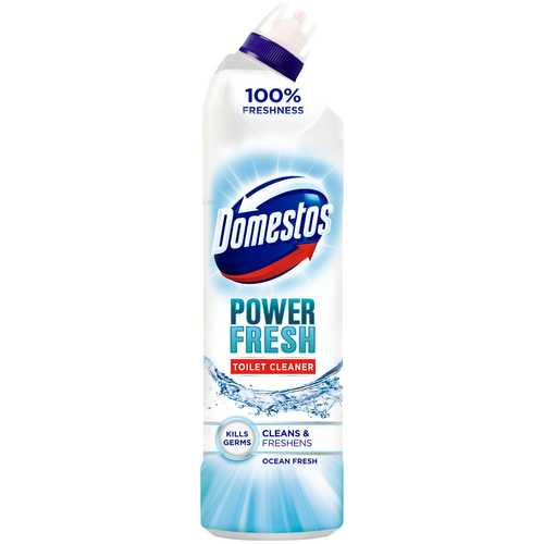 Domestos Power Fresh Ocean Toilet Gel